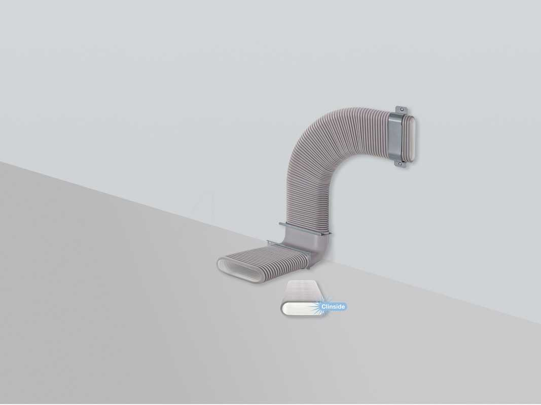 Flat 51 pipe